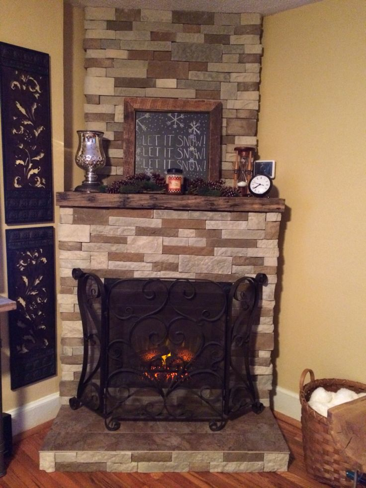 8 Best Fireplace Walls Options Images On Pinterest