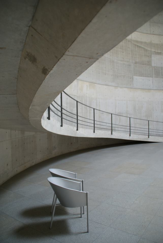 Naoshima Museum by Tadao Ando