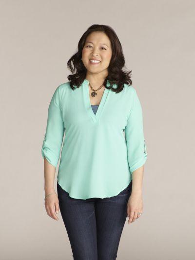 Suzy Nakamura as Allison on Dr. Ken!
