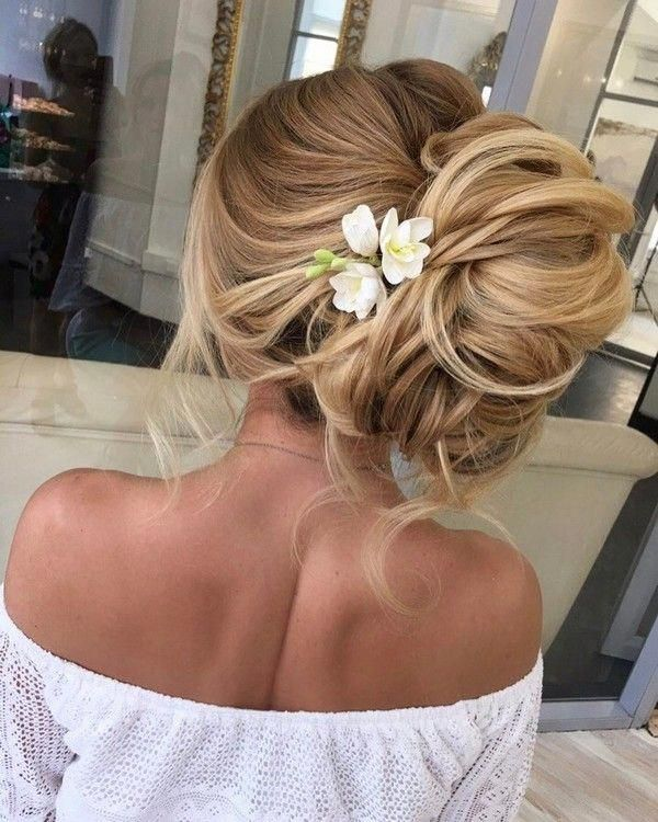 60 New Long Wedding Hairstyles & Updos from Elstile – My Stylish Zoo #haircoloring #haircuts #haircolorideas #hairmakeup