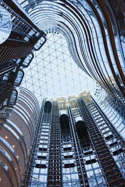 2012 australian interior design awards australian design review - Ingenhoven In Association With Architectus Won The City