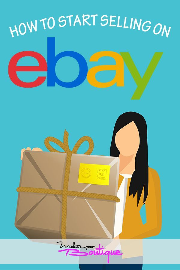 How To Start Selling On Ebay Make Your Boutique Ebay Selling Tips Selling On Ebay Starting An Online Boutique