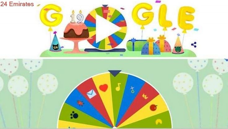 Happy birthday Google - and 19 years of saying 'just Google it'