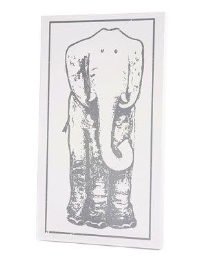 Twelve Timbers 'Elephant' Art Panel