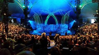 Clothes & Dreams: Travels: Amsterdam Cirque du Soleil Amaluna