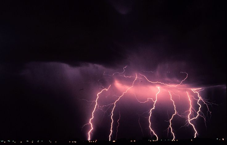 After nearly 100 years of speculating that thunderstorms could trigger a nuclear reaction in the atmosphere, scientists have finally recorded the phenomenon for the first time.  Lightning produces flashes of electromagnetic radiation called gamma rays.  Researchers have long theorized that gamma rays