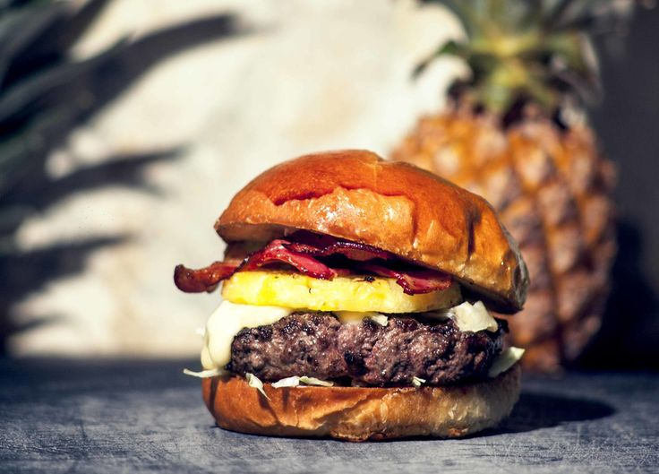 Vaste Food Les burgers du PNY, I'm lovin' it - Vaste Food