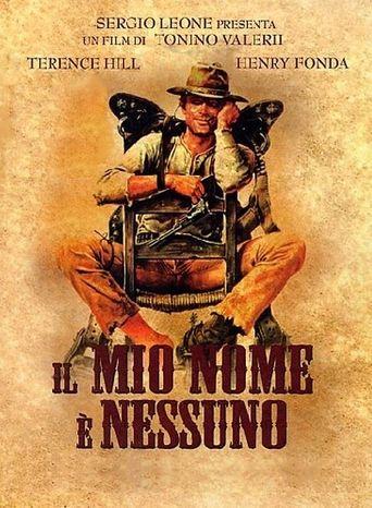 """Sergio LEONE presents : """" Il Mio Nome è Nessuno """". A film by Tonino VALERII - 1973"""