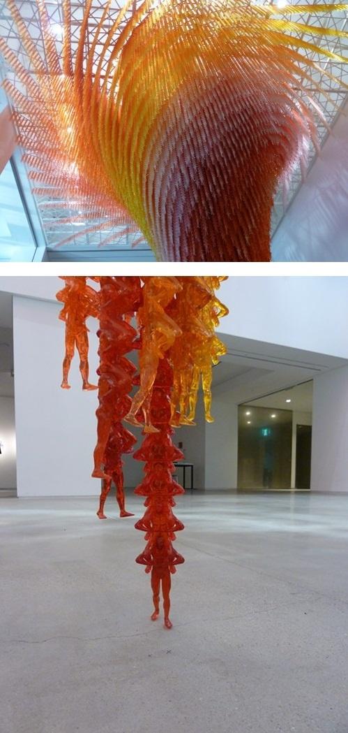 Do Ho Suh's installation Art Experience:NYC www.artexperience...