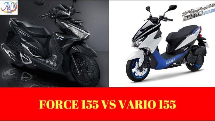Full Review YAMAHA FORCE 155 Calon Rival Terberat Honda Vario ( Segera M...