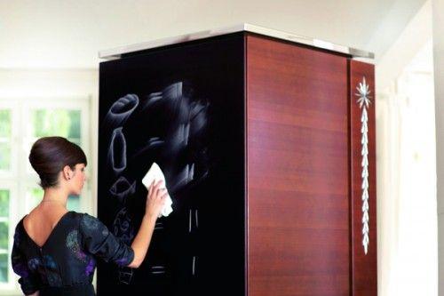 Компактная кухня «Tower Kitchen» от Philippe Starck (Филипп Старк)