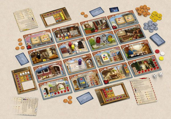 Istanbul - The 15 Best New Board Games of the Year
