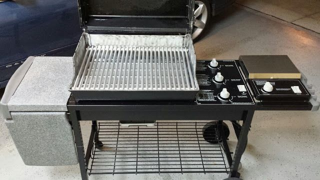 How to restore a Weber gas grill
