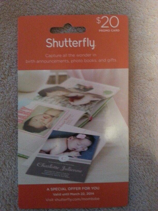 $20 promo code for shutterfly