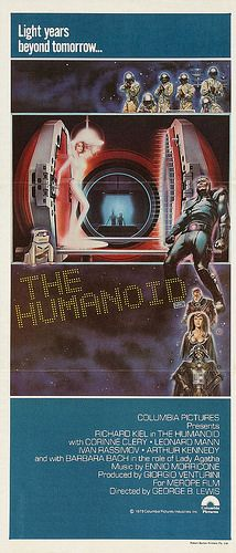 The Humanoid (1979)         |          Amazing Movie Posters