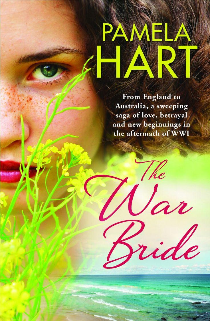 The War Bride by Pamela Hart #amreading #books