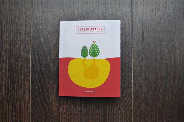 MUYUM healthy food for kids branding & editorial design on Behance