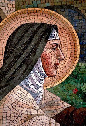 Water your garden: St. Teresa of Ávila's water images of prayer
