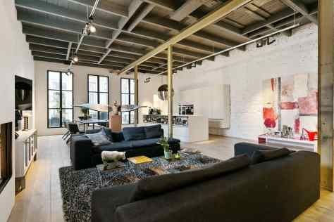 loft 13  - Dit pakhuis in Den Bosch is verbouwd tot stijlvolle loft - Manify.nl