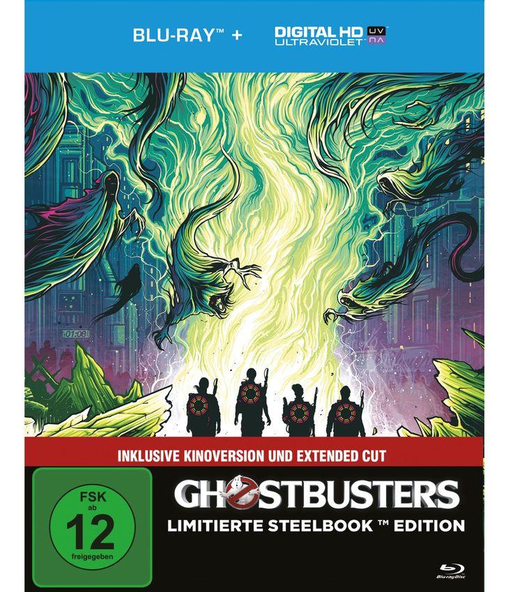 Ghostbusters (2016) - Müller exklusiv (Steelbook)