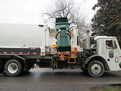 Madisonville Sanitation Department - Madisonville, KY - Sanitation Department   Policies and Fees The City of Madisonville Public Works Department provides garbage collection and disposal services for more than 11,000 residential and commercial customers.  Each residential customer is furnished one ½ cubic yard toter and charged a solid waste c...   http://www.123dumpsterrental.com/blog/madisonville-sanitation-department-madisonville-ky/