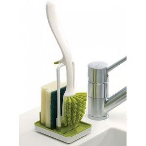 Органайзер с инновационной щеткой для мытья посуды