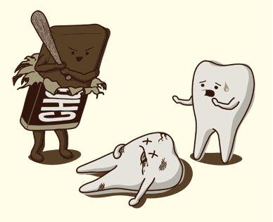 No more chocalate :) @yoandramiramontes That's why my tooth hurts hahaha