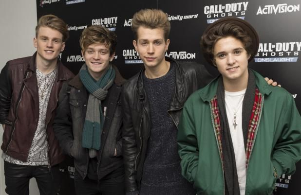 The Vamps | The Vamps named MTV's Artists To Watch, announce New York show ...
