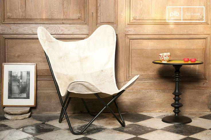 El sillón Colina será el accesorio perfect en una casa con decoración vintage.