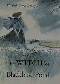 My first introduction to Historical Fiction Novels, and a wonderful one!!  Great children's novel about misunderstanding different customs/religions and the Puritan way in America in the 1680's.  Edges on the witch hunts and also has a lovely love story for young girls!  Loved it then, and still do!!