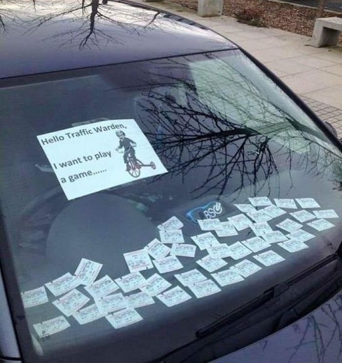 Haha Lol Parking Prank Hihi Play A Game Pinterest Humor Funny Photos Funny Pictures