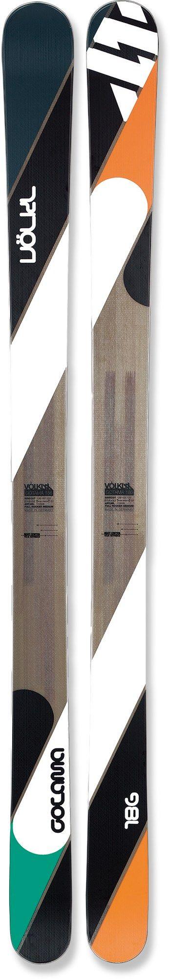 Volkl Male Gotama Skis - Men's /