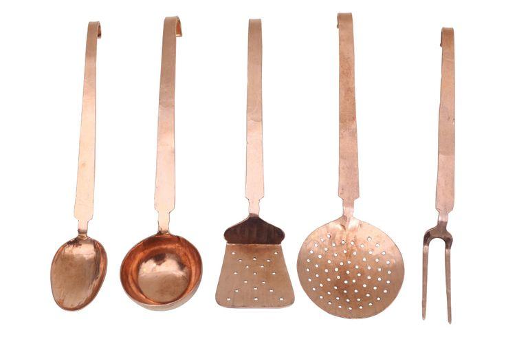 Kitchen Utensils by Segno Italiano