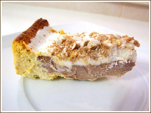 Chocolate Morno: Tarte de Chocolate gelada