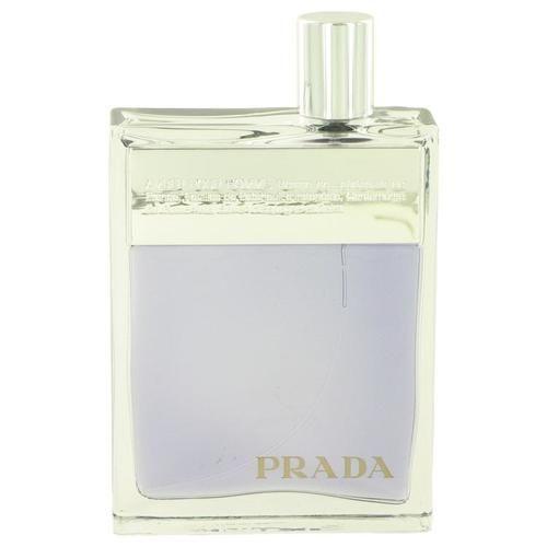 Prada Amber by Prada Eau De Toilette Spray (Tester) 3.4 oz