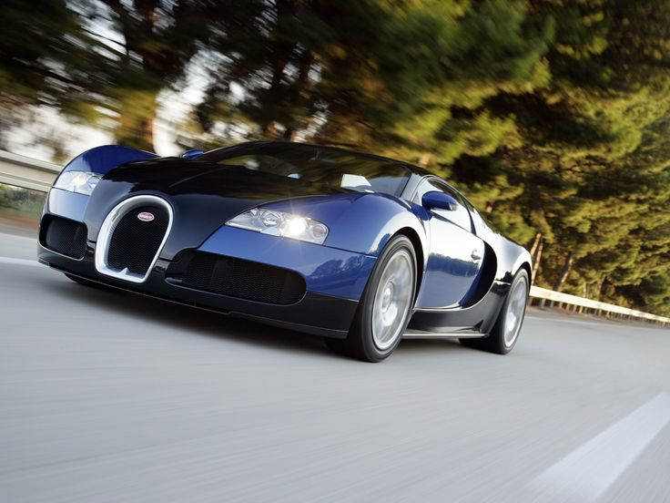 Veyron 16.4 - costs 5M to make and sells for 2M. We may never see another car like this in our lives!