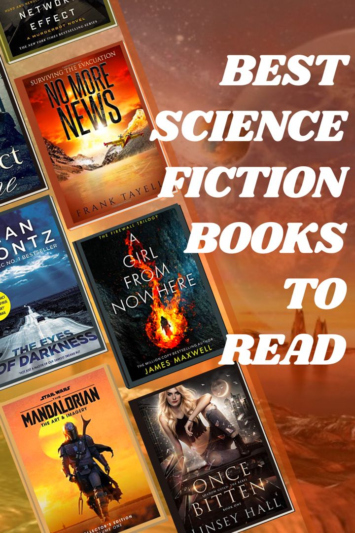 Best science fiction books to read in 2020 in 2020
