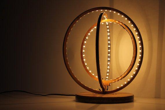 lamp desk sol lamp low voltage led GALILEO Italian by idealuminosa,