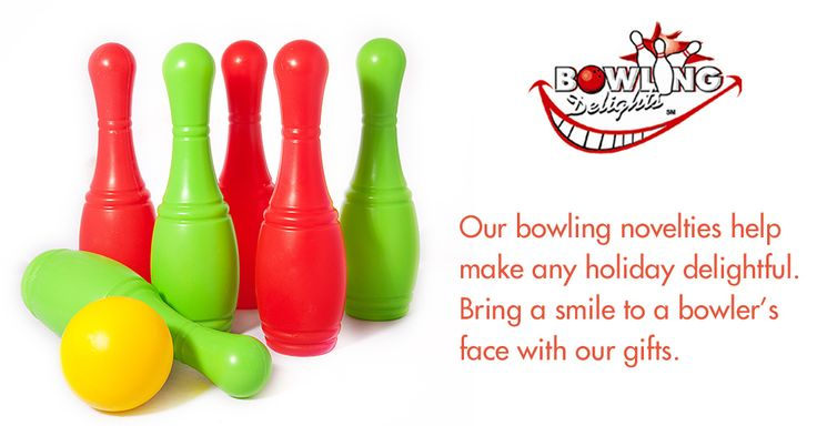 Our bowling novelties help make any holiday delightful. Bring a smile to a bowler's face with our gifts.   #bowling #gifts #products #giftbasket #chocolates #frames #toys #games #novelties #party #high-quality #delivery #giveaway #BowlingDelights #shopping #deals #sale