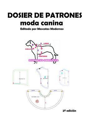 molde ropa perro