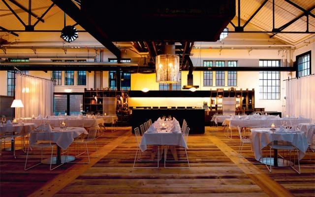 Restaurant Halle 6 in Thun BE, Switzerland