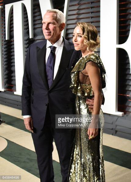 News Photo : Chairman of NY Giants Steve Tisch and Katia...