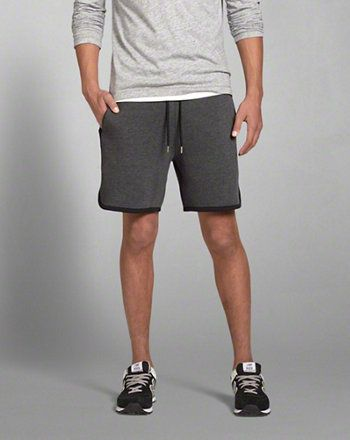 Mens Fleece Shorts The Trend Edit | Abercrombie.com