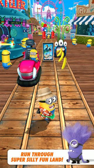 Despicable Me: Minion Rush By Gameloft