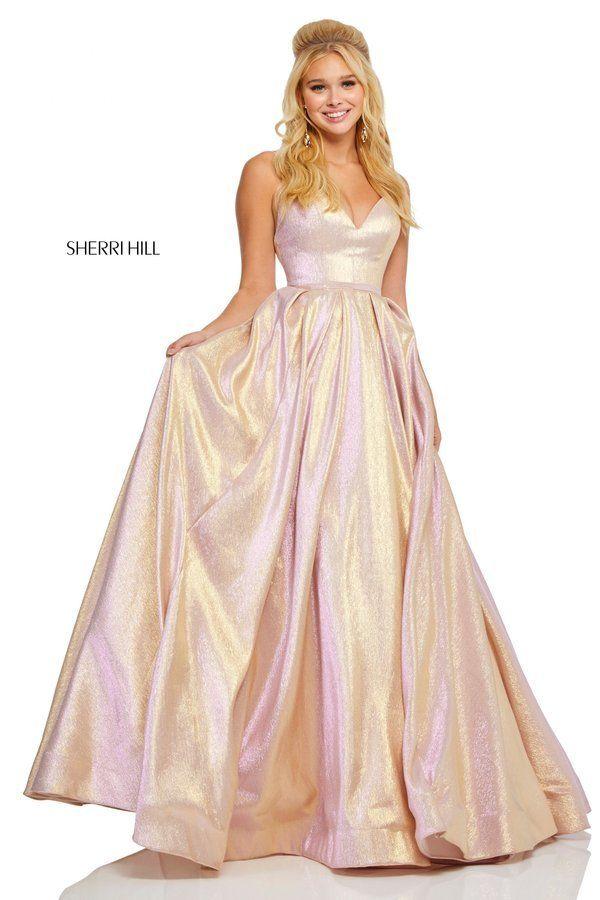 8add08ccc13 Sherri Hill Style 52755