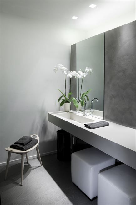 *modern bathroom design, minimal interiors* by Garage design