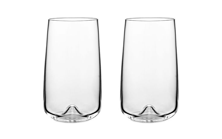 Long Drink | An elegant glass for water, drinks or beer