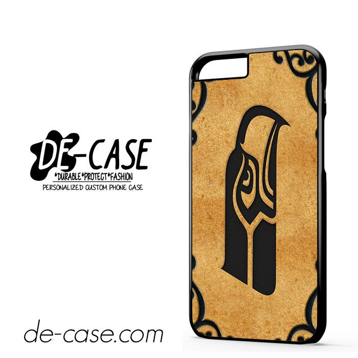 Seattle Seahawks Football NFL Brown DEAL-9456 Apple Phonecase Cover For Iphone 6 / 6S
