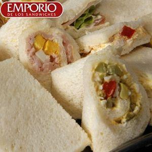 arrolladitos -surtidos del emporio de los sandwiches
