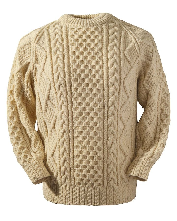 Clancy Irish Handknit Sweaters